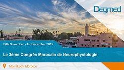 Le 3ème Congrès Marocain de Neurophysiologie