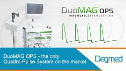 DuoMAG QPS - the only Quadro-Pulse System on the market