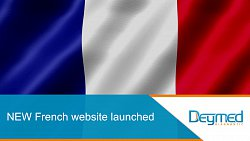 NEW French website launched