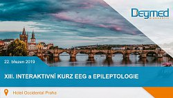 XIII. INTERAKTIVNÍ KURZ EEG a EPILEPTOLOGIE