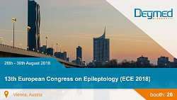 13th European Congress on Epileptology (ECE 2018)