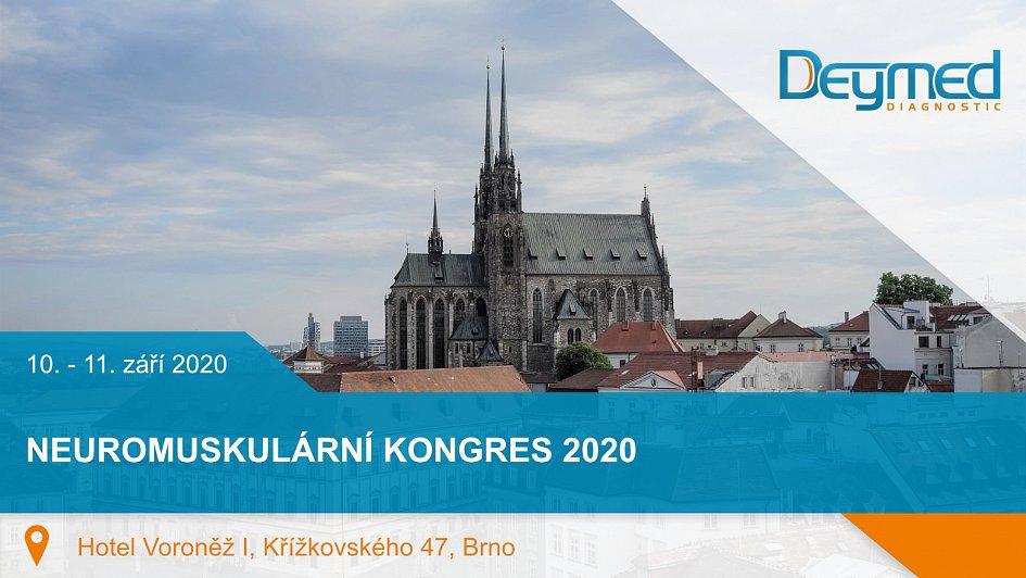 NEUROMUSKULÁRNÍ KONGRES 2020