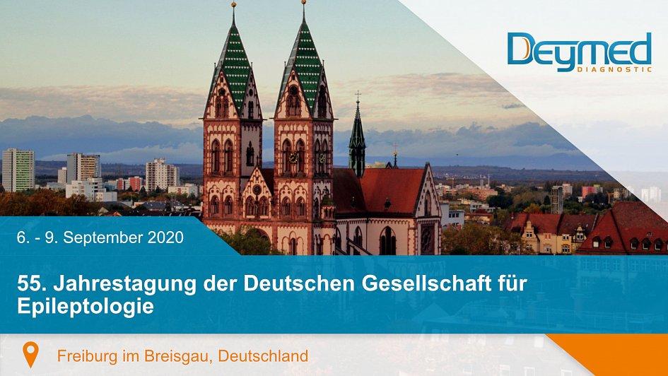 55. Jahrestagung der Deutschen Gesellschaft für Epileptologie