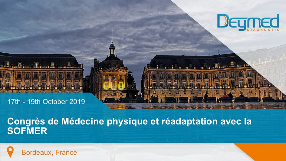 Congrès de Médecine physique et réadaptation avec la SOFMER