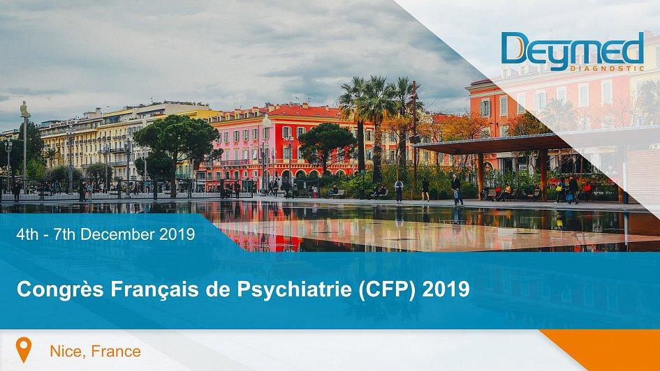 Congrès Français de Psychiatrie (CFP) 2019