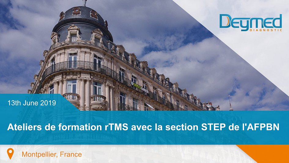 Ateliers de formation rTMS avec la section STEP de l'AFPBN