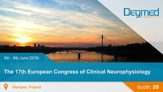 The 17th European Congress of Clinical Neurophysiology, ECCN 2019