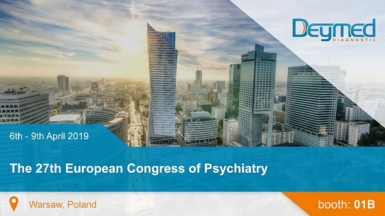 The 27th European Congress of Psychiatry, EPA 2019