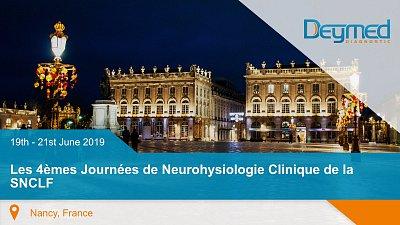 Les 4èmes Journées de Neurohysiologie Clinique de la SNCLF