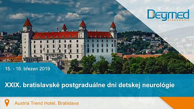 XXIX. bratislavské postgraduálne dni detskej neurológie