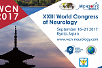 WORLD CONGRESS OF NEUROLOGY 2017